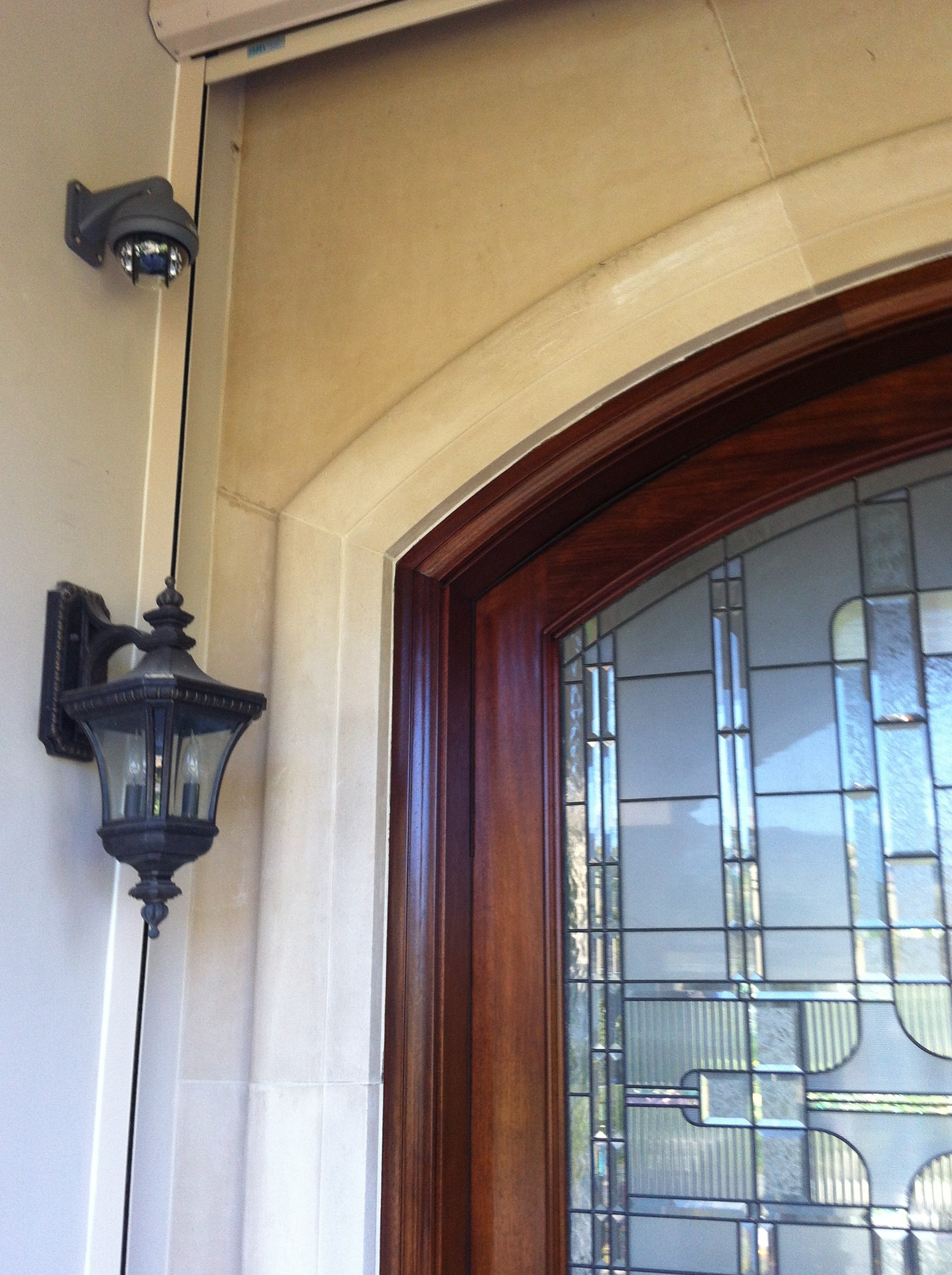 front door security cameraPan Tilt Zoom PTZ Security Surveillance Camera in Saratoga CA