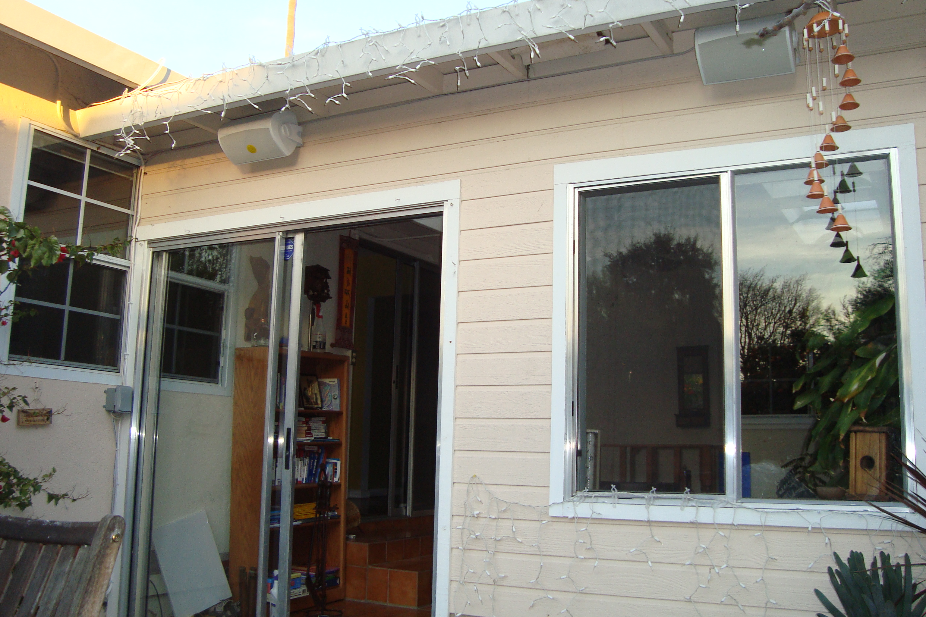 Patio Speakers Mw Home Entertainment Wiring In House